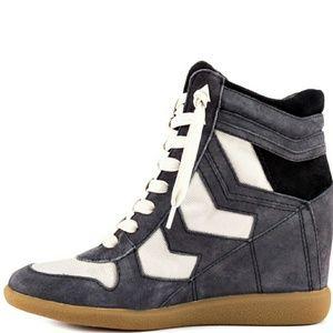 Sam Edelman Bennett Sneaker Wedge